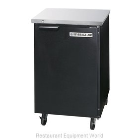 Beverage Air BB24HC-1-S Back Bar Cabinet, Refrigerated
