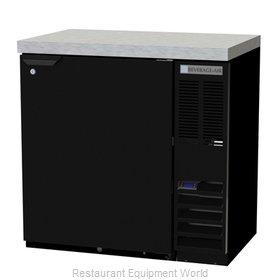 Beverage Air BB36HC-1-B-27 Back Bar Cabinet, Refrigerated