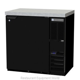 Beverage Air BB36HC-1-S-27 Back Bar Cabinet, Refrigerated