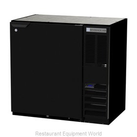 Beverage Air BB36HC-1-S Back Bar Cabinet, Refrigerated