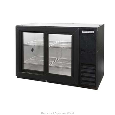 Beverage Air BB48GSY1BPTWINE Backbar Cabinet Refrigerated