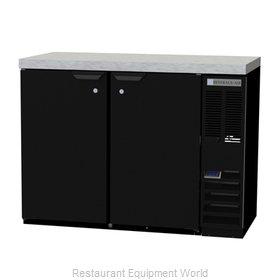 Beverage Air BB48HC-1-B-27 Back Bar Cabinet, Refrigerated