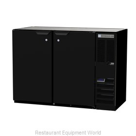 Beverage Air BB48HC-1-B Back Bar Cabinet, Refrigerated