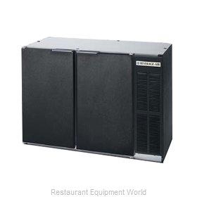Beverage Air BB48HC-1-F-B-27 Back Bar Cabinet, Refrigerated