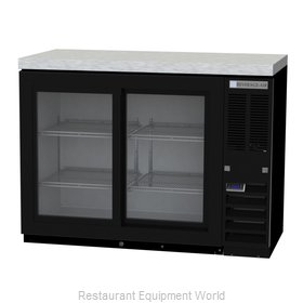 Beverage Air BB48HC-1-F-GS-S Back Bar Cabinet, Refrigerated