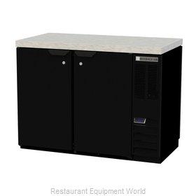 Beverage Air BB48HC-1-F-PT-B-27 Back Bar Cabinet, Refrigerated