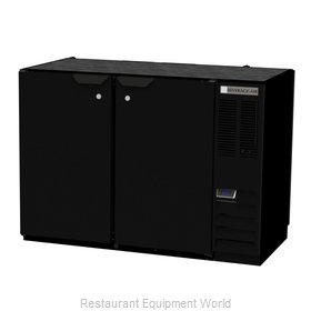 Beverage Air BB48HC-1-F-PT-B Back Bar Cabinet, Refrigerated