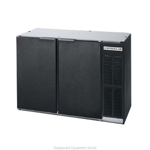 Beverage Air BB48YF-1-B Backbar Cabinet Refrigerated (Magnified)