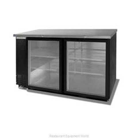 Beverage Air BB58G-1-B-WINE Backbar Wine Storage Cabinet