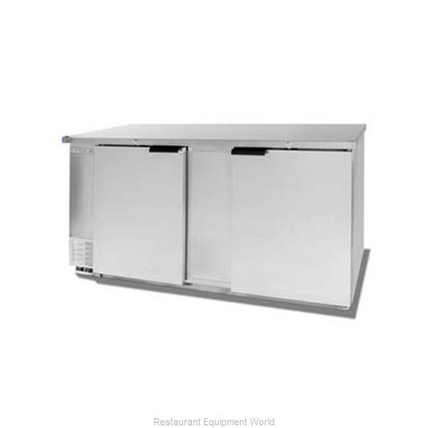 Beverage Air BB68-1-S-WINE Backbar Wine Storage Cabinet
