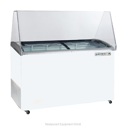 Beverage Air BDC-12 Ice Cream Dipping Cabinet