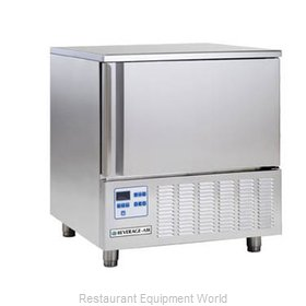 Beverage Air BF051AF Blast Chiller Freezer Undercounter worktop