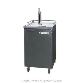 Beverage Air BM23-B Draft Beer Cooler