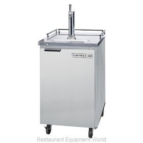 Beverage Air BM23-S Draft Beer Cooler