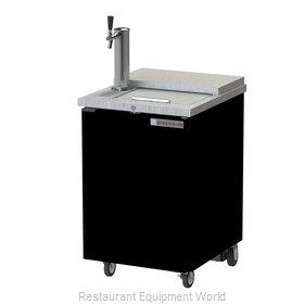 Beverage Air BM23HC-C-B Draft Beer Cooler