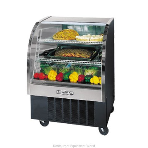 Beverage Air CDR3/1-B-20 Display Case Refrigerated Deli (Magnified)