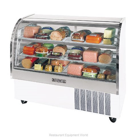 Beverage Air CDR5/1-B-20 Display Case Refrigerated Deli (Magnified)
