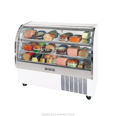 Beverage Air CDR5/1-W-20 Display Case, Refrigerated Deli (Magnified)
