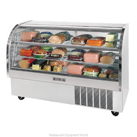 Beverage Air CDR6/1-B-20 Display Case, Refrigerated Deli