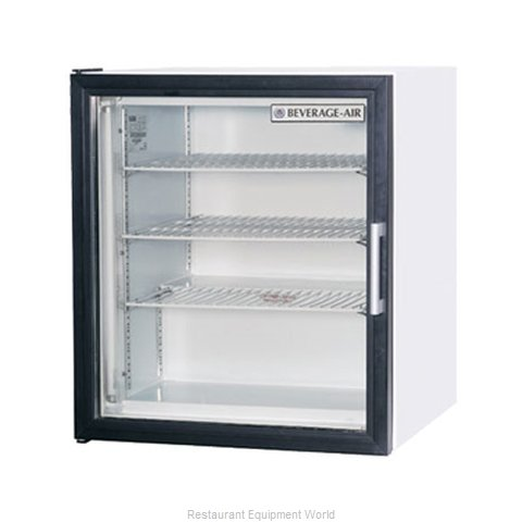 Beverage Air CF3-1-B Display Case Freezer Countertop