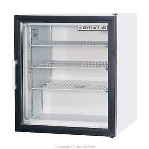 Beverage Air CF3-1-W Display Case, Freezer, Countertop