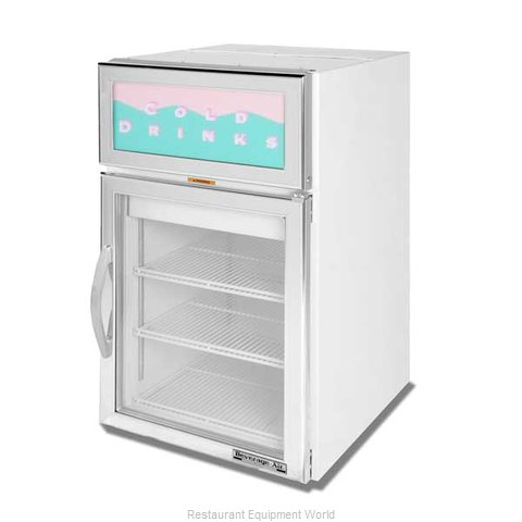 Beverage Air CR5-1S-G Display Case Refrigerated Countertop