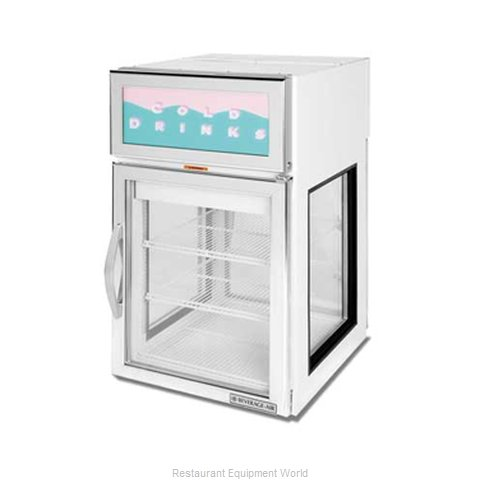 Beverage Air CR5-1W-G Display Case Refrigerated Countertop