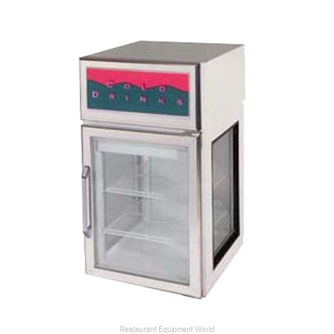 Beverage Air CR5GE-1W-G Display Case Refrigerated Countertop