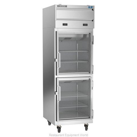 Beverage Air CT12-12HC-1HG Refrigerator Freezer, Convertible