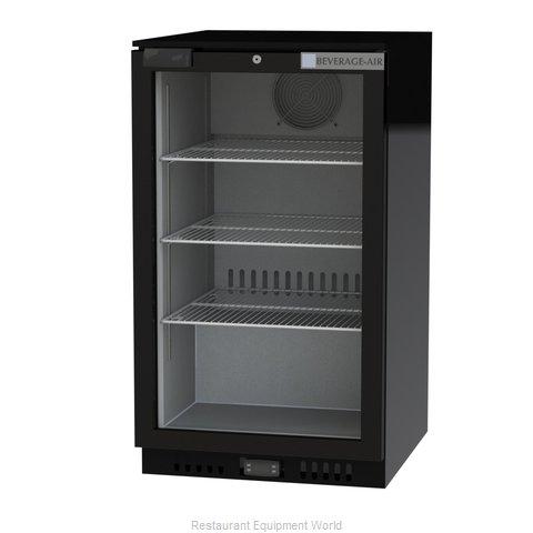 Beverage Air CT96HC-1-B Display Case, Refrigerated, Countertop