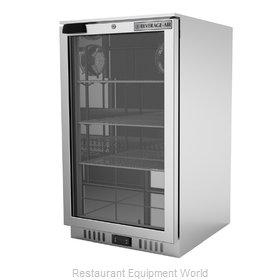 Beverage Air CT96HC-1-S-MR Refrigerator, Merchandiser, Countertop