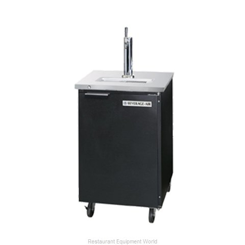 Beverage Air DD24-1-B Draft Beer Cooler