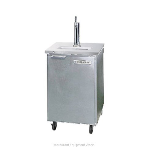 Beverage Air DD24-1-S Draft Beer Cooler