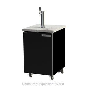 Beverage Air DD24HC-1-B Draft Beer Cooler