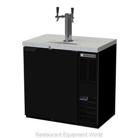 Beverage Air DD36HC-1-B Draft Beer Cooler