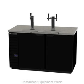 Beverage Air DD58HC-1-B Draft Beer Cooler