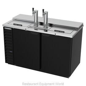 Beverage Air DD58HC-1-C-B Draft Beer Cooler