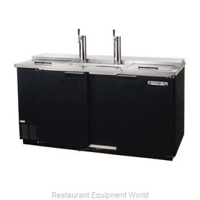 Beverage Air DD68-1-S Draft Beer Cooler