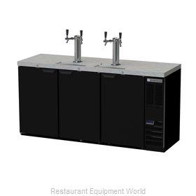 Beverage Air DD72HC-1-B Draft Beer Cooler