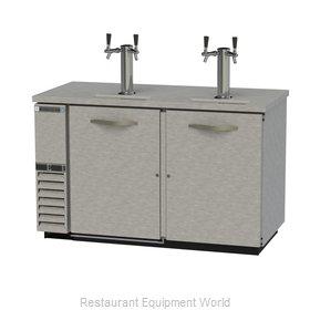 Beverage Air DZ58-1-S-1-1 Draft Beer / Wine Cooler
