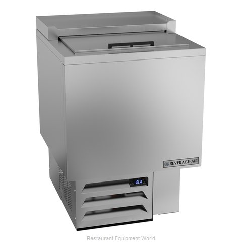 Beverage Air GF24HC-S Glass and Plate Chiller