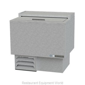 Beverage Air GF34L-S Glass and Plate Chiller