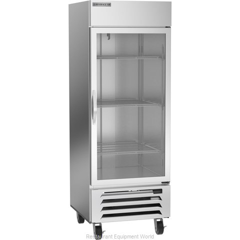 Beverage Air HBF27HC-1-G Freezer, Reach-In
