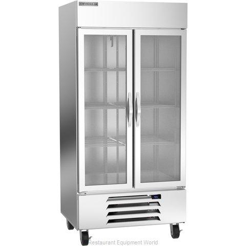 Beverage Air HBF35HC-1-G Freezer, Reach-In