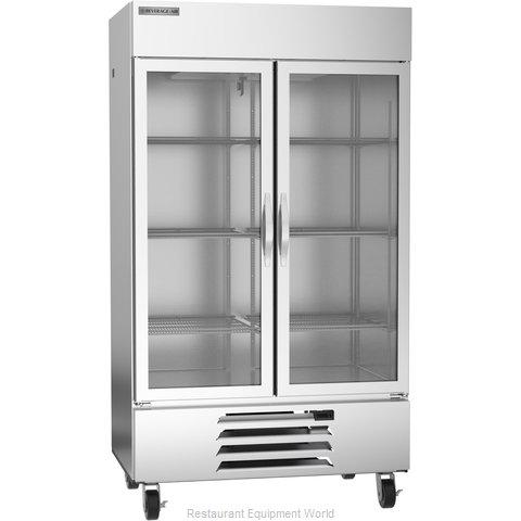 Beverage Air HBF44HC-1-G Freezer, Reach-In