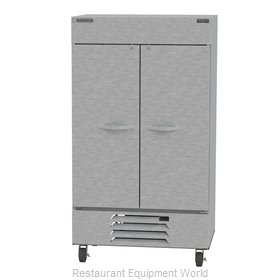 Beverage Air HBF44HC-1-S Freezer, Reach-In