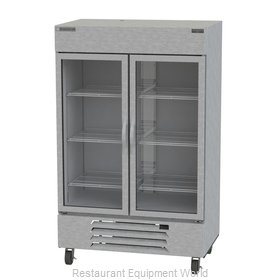 Beverage Air HBF49-1-G Freezer, Reach-In