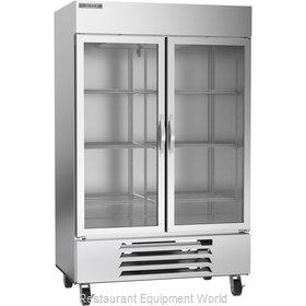 Beverage Air HBF49HC-1-G Freezer, Reach-In