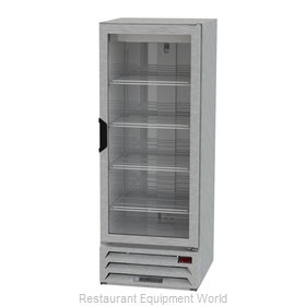 Beverage Air HBR12HC-1-G Refrigerator, Reach-In