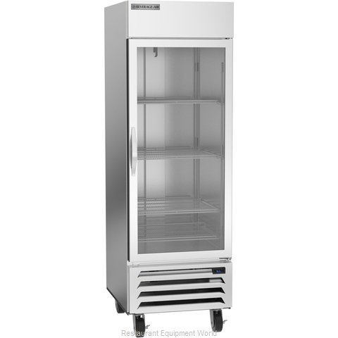 Beverage Air HBR23HC-1-G Refrigerator, Reach-In